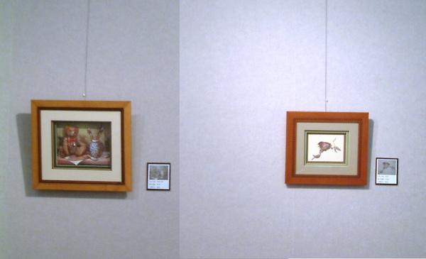 2008.6月18日台北縣政府~立體紙雕特展15