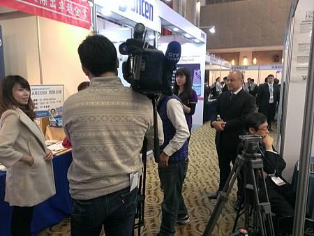 新聞採訪趙藥師
