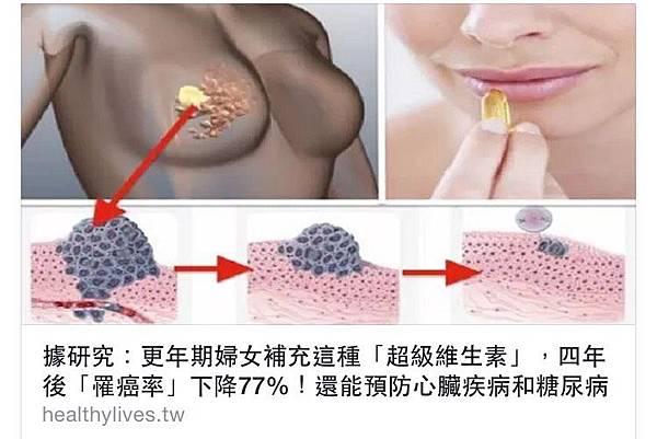 據研究:更年期婦女補充這種「超級維生素」,四年後「罹癌率」下降77%!還能預防心臟疾病和糖尿病