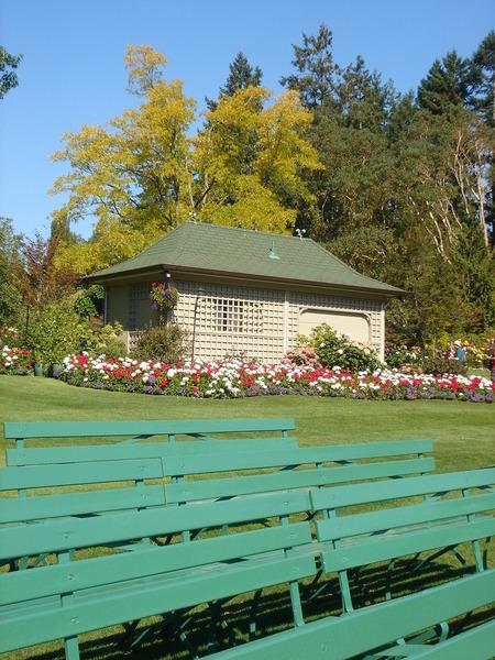 花園中的小屋