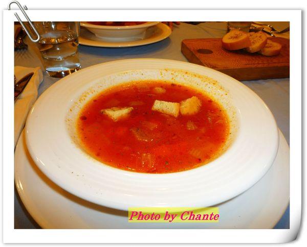 美味的蔬菜濃湯