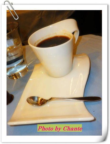 內外兼俱的咖啡