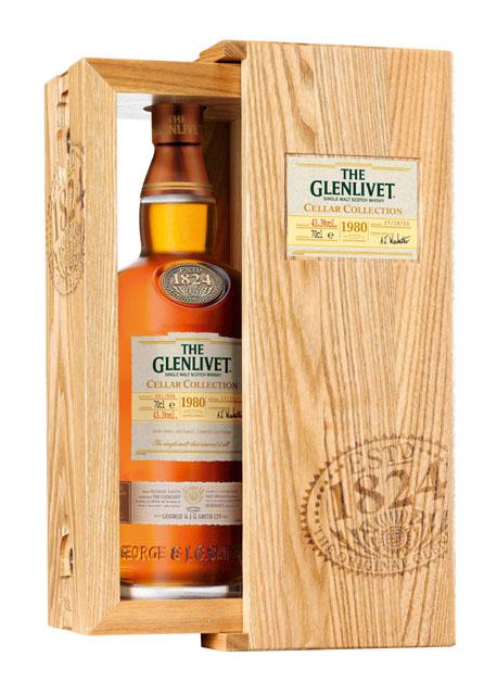 格蘭利威酒窖珍藏1980單一麥芽威士忌,醞釀了31年的珍稀珍品.jpg