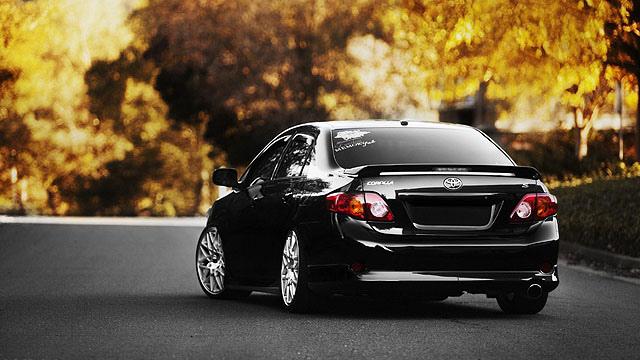 Toyota-Corolla-Car-Tuning-wallpapers-black