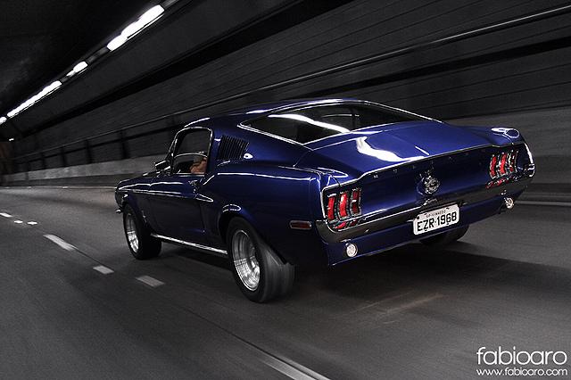 1968_Mustang_Fastback_by_FabioAro