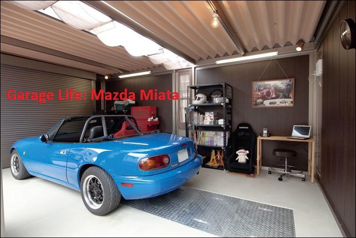 mx5 garage
