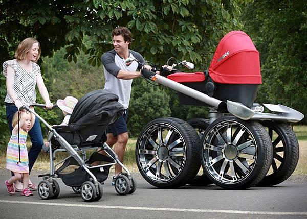 Mega-Man-Pram-Manly-Baby-Stroller-2