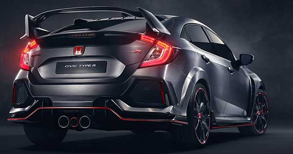 2018-Honda-Civic-Type-R-specifications