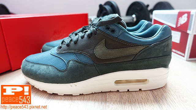 Nikelab Air Max 1 Pinnacle Outdoor Green