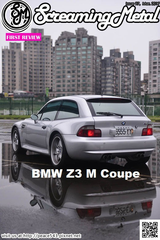 Issue105 BMW Z3 M Coupe