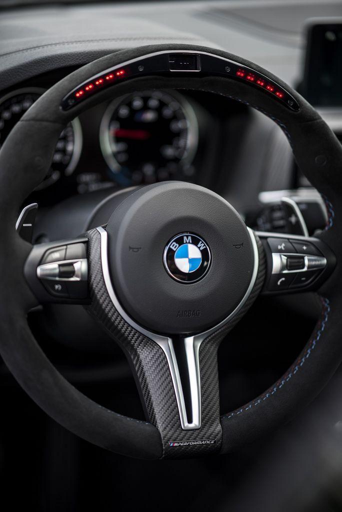 [新聞照片八] M Performance多功能賽車方向盤