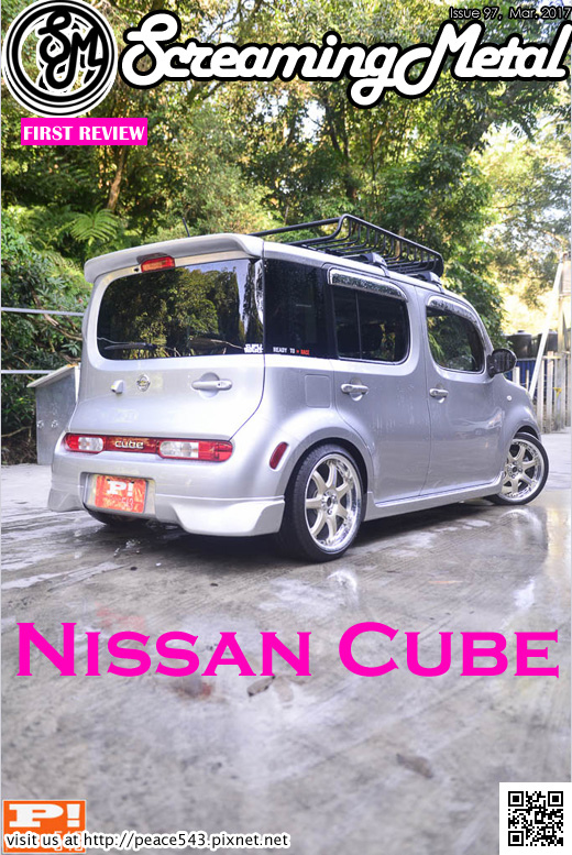 Issue107 Nissan Cube