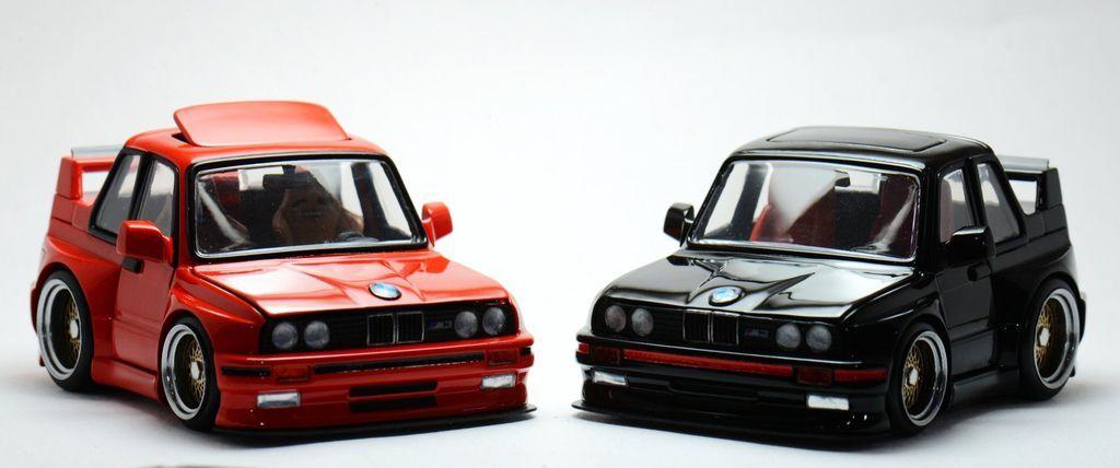 choro Q BMW E30 M3-19