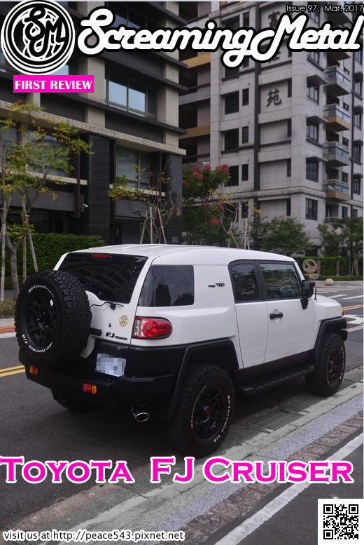 Issue109 Toyota FJ 拷貝