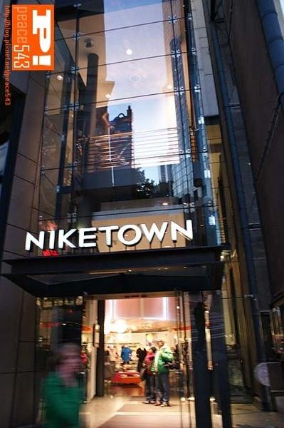 Seattle Nike Town