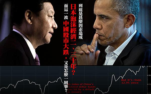 中國股市大跌
