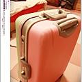 我跟小男友的情侶馬卡龍行李箱!一起環遊世界!