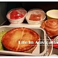 國泰飛機餐真的好好吃。