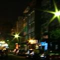 台北亮晶晶。