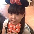 陳媽咪的耳朵是東京迪士尼來的!