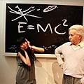 愛因斯坦一定在笑話我吧?