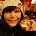 東京的泡芙好好吃。