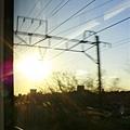 朝陽光出發!