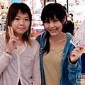 【第四天】小峻姊姊跟我的合照第一發!