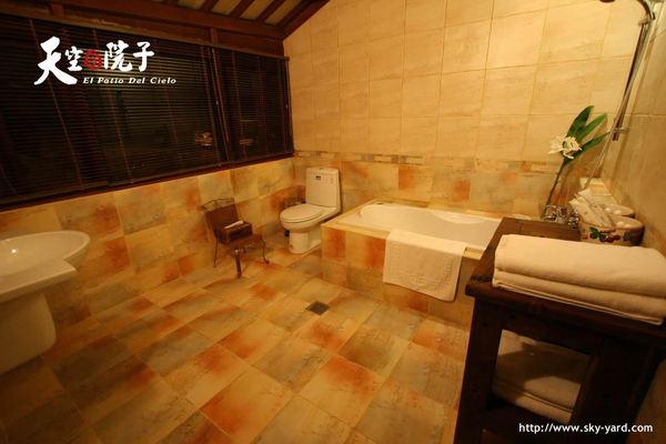 四人房A型-浴室
