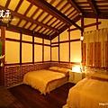 四人房E型 - 兩張雙人床