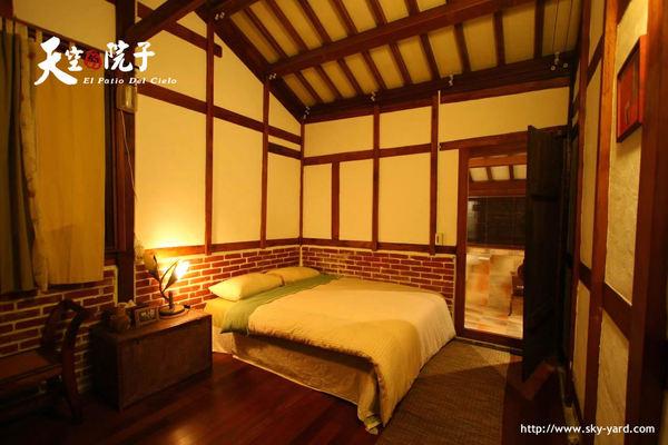 二人房F型 - 雙人床