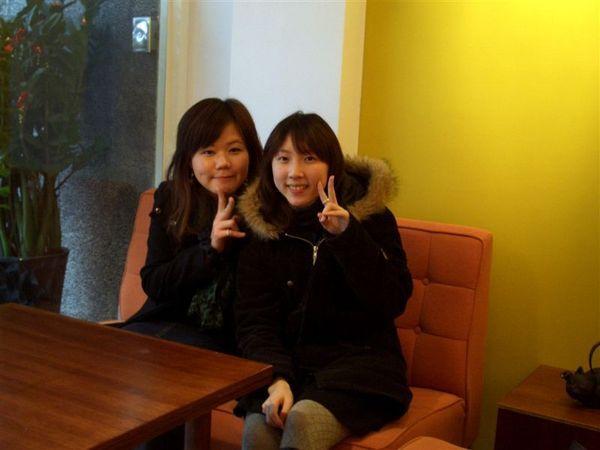 in freesia cafe