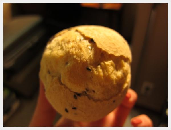 超好吃的麻糬麵包