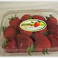 超甜超大顆的草莓