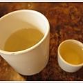 茶&人蔘酒