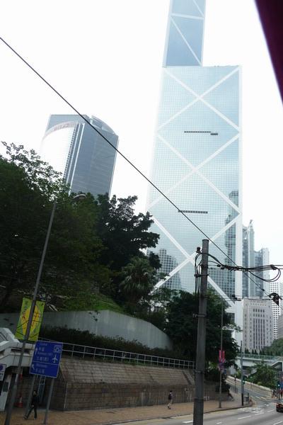 知名的中銀大廈