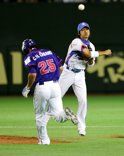 WBC-Chinese Taipei+South Korea