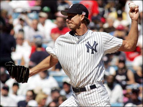 Randy_Johnson_Yankees