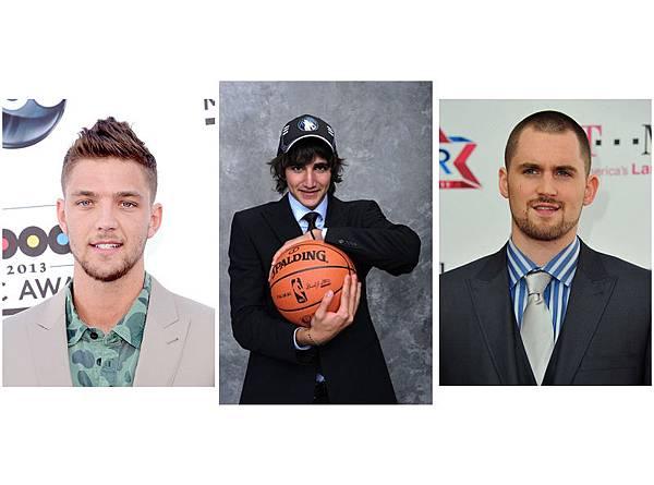 NBA帥哥