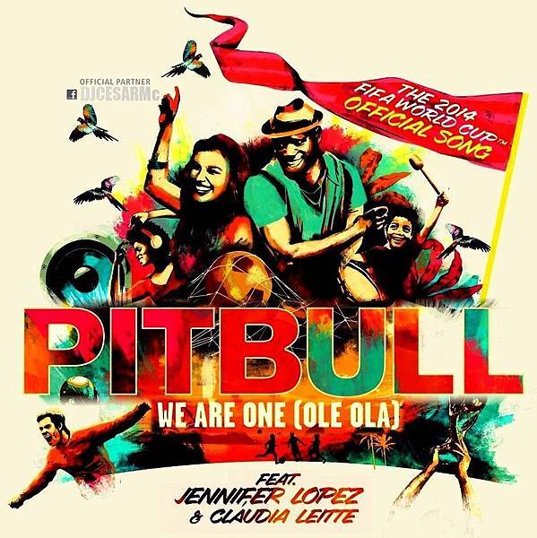 Pitbull_We Are One (Ole Ola)