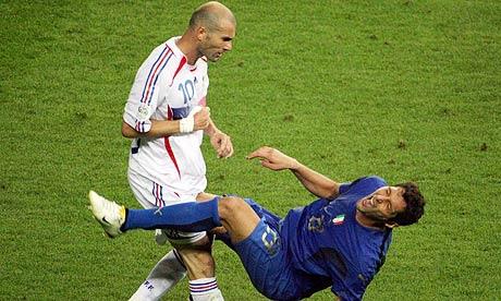 Zinedine Zidane_Marco Materazzi 2