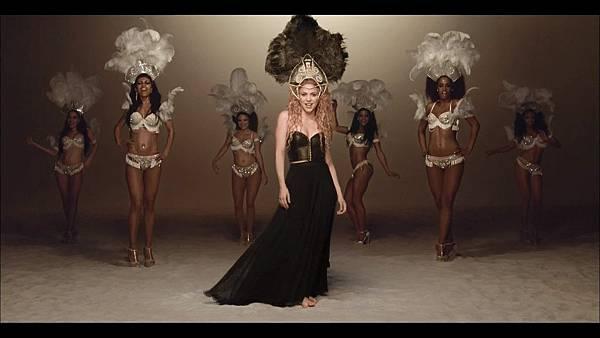 Shakira - La La La (Brazil 2014) 2