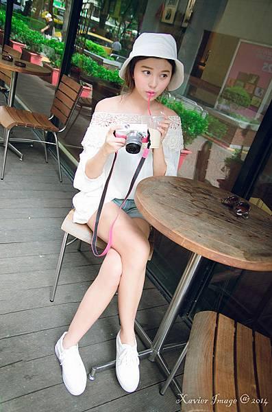 世新大學人氣正妹_Kia_台北東區 3