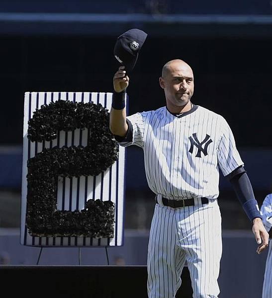 Derek Jeter_Yankees