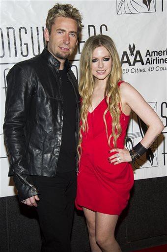 Chad Kroeger_Avril Lavigne