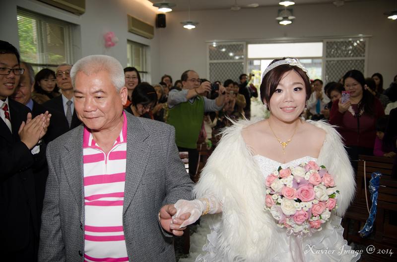 婚攝_白色之戀_悅中與佳玲的婚禮 9