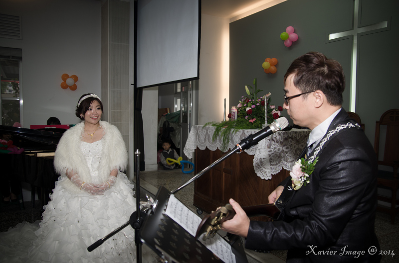 婚攝_白色之戀_悅中與佳玲的婚禮 13