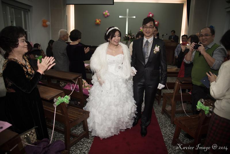 婚攝_白色之戀_悅中與佳玲的婚禮 14