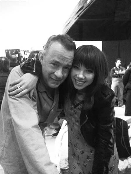 Carly Rae Jepsen_Tom Hanks