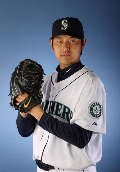 Hisashi Iwakuma_岩隈久志